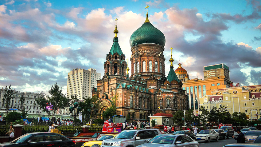 Chinese Language & Culture in Harbin (Faculty-directed)