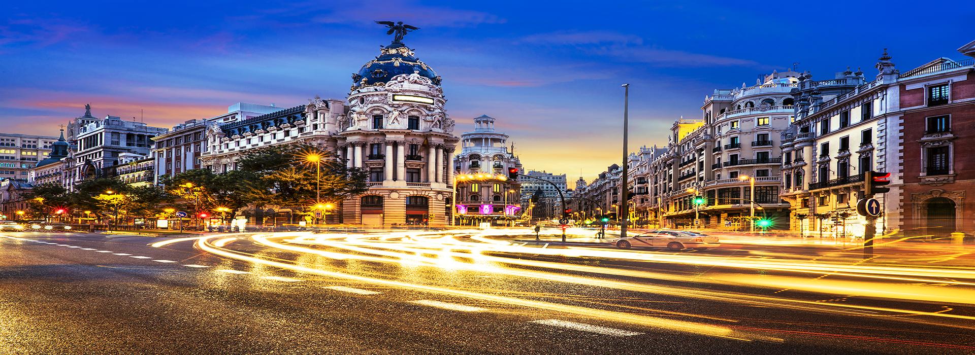 Internships in Madrid