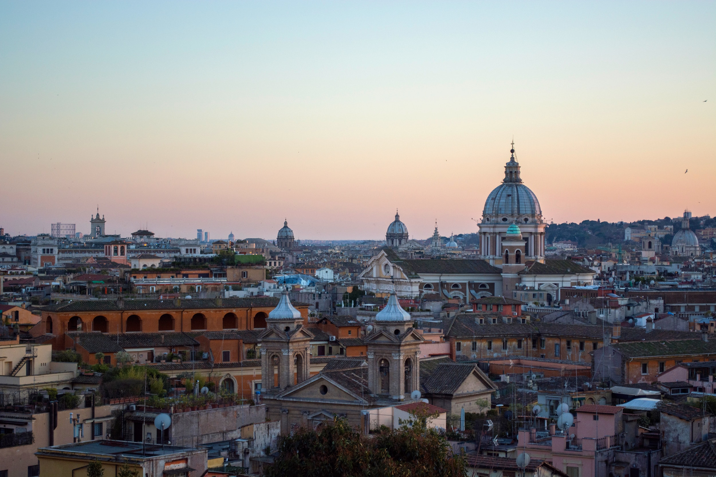 Humanities & Social Science in Rome (Direct Enroll)